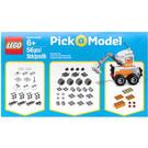 LEGO Digger Set 3850017 Instructions
