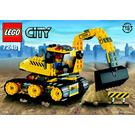 LEGO Digger Set 7248 Instructions