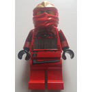 LEGO Digital Clock, Ninjago - Kai in ZX Uniform (5001355)