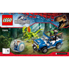LEGO Dilophosaurus Ambush Set 75916 Instructions