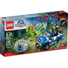 LEGO Dilophosaurus Ambush Set 75916 Packaging
