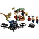 LEGO Dilophosaurus on the Loose Set 75934