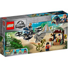 LEGO Dilophosaurus on the Loose Set 75934 Packaging