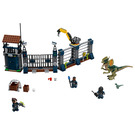 LEGO Dilophosaurus Outpost Attack Set 75931