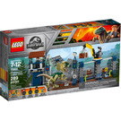 LEGO Dilophosaurus Outpost Attack Set 75931 Packaging