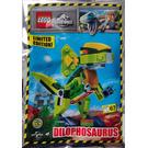 LEGO Dilophosaurus Set 122115