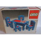 LEGO Dining Suite Set 290-2 Packaging