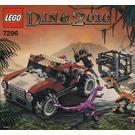 LEGO Dino 4WD Trapper Set 7296