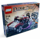 LEGO Dino 4WD Trapper Set 7296 Packaging