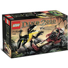 LEGO Dino Buggy Chaser Set 7295 Packaging