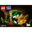 LEGO Dino Head Attack Set 1354