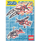 LEGO Dino-Jet Set 3551 Instructions