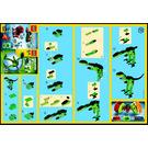LEGO Dino Pod Set 4418 Instructions