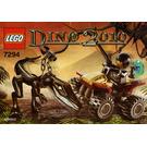 LEGO Dino Quad Set 7294
