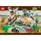 LEGO Dino Research Compound Set 5987 Instructions