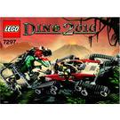 LEGO Dino Track Transport Set 7297 Instructions