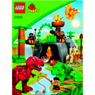LEGO Dino Valley Set 5598 Instructions