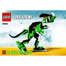 LEGO Dinosaur Set 20003