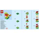 LEGO Dinosaur Set 40247 Instructions