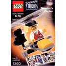 LEGO Director's Copter Set 1360