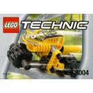 LEGO Dirt Bike Set 8004