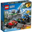 LEGO Dirt Road Pursuit Set 60172 Packaging