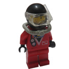 LEGO Discovery Station Diver Minifigure