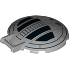 LEGO Dish 6 x 6 Inverted with Handle with SW TIE Advanced Hatch (19229)