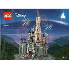 LEGO Disney Castle Set 71040 Instructions
