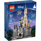LEGO Disney Castle Set 71040 Packaging