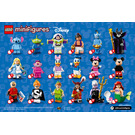 LEGO Disney Minifigure Random Bag Set 71012-0 Instructions