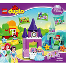 LEGO Disney Princess Collection Set 10596 Instructions