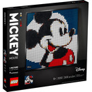 LEGO Disney's Mickey Mouse Set 31202 Packaging