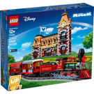 LEGO Disney Train and Station Set 71044 Packaging