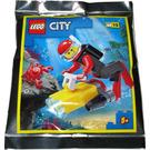 LEGO Diver and crab Set 952107