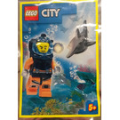 LEGO Diver and Shark Set 862011