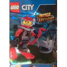 LEGO Diver and shark Set 951703