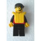 LEGO Diver Controller Minifigure