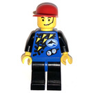 LEGO Diver with Dolphin Top Minifigure