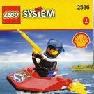 LEGO Divers Jet Ski Set 2536