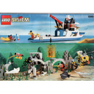 LEGO Diving Expedition Explorer Set 6560 Instructions