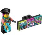 LEGO DJ Captain Set 43108-6