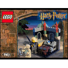 LEGO Dobby's Release Set 4731 Instructions