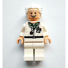 LEGO Doc Brown Minifigure