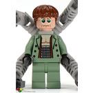 LEGO Doc Ock Minifigure (Thin Smirk)