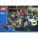LEGO Doc Ock's Bank Robbery Set 4854