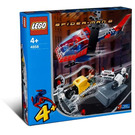 LEGO Doc Ock's Crime Spree Set 4858 Packaging