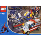LEGO Doc Ock's Fusion Lab Set 4857