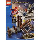 LEGO Doc Ock's Hideout Set 4856