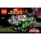 LEGO Doc Ock Truck Heist Set 76015 Instructions